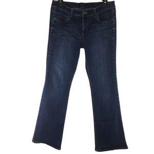 WHBM Bootleg Jeans, 10S